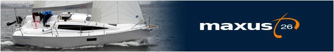 Парусная яхта Maxus 26