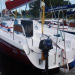 парусная яхта Maxus 28