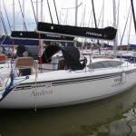 парусная яхта Maxus 33