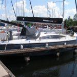 парусная яхта Maxus 33.1RS