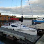 парусная яхта Maxus 21 б/у