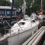 парусная яхта Maxus 24 Classic
