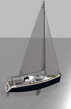 яхта Maxus 33 | Максус 23 виды