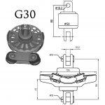 G30 code 0 furler drawing