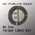 ns anti-torsion cable set