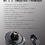 техданные закрутки ns1.2