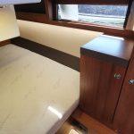кормовая каюта яхты Northman 1200